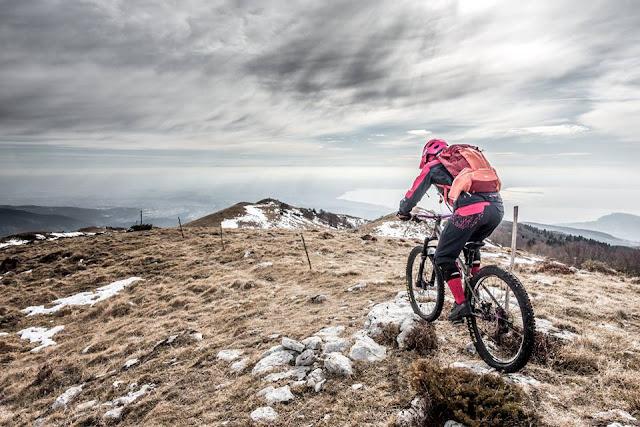 Trail Monte Baldo
