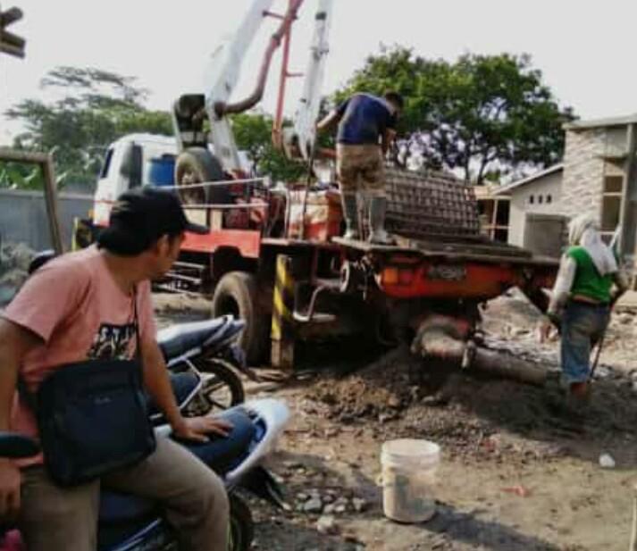 hubungi atau pesan beton readymix sekarang di - 0812-1813-747