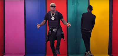 DOWNLOAD VIDEO: Ibraah Ft Harmonize – One Night stand