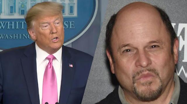 Jason Alexander On Trump: 'We Must Remove This Horror'