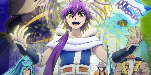 Mangá spin off Magi: Adventure of Sinbad ganhará anime!