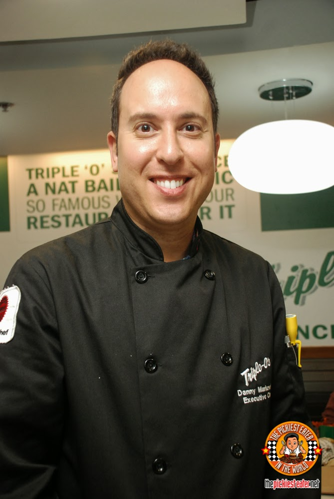 Executive Chef Danny Markowicz