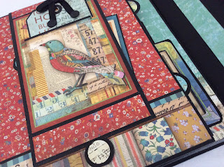 Patchwork Album Stamperia