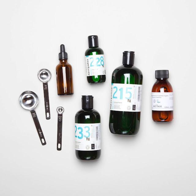 Naturlige oljer til ansiktet  ©lessismorediy / Lena Isaksen