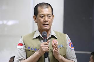 Kepala BNPB Mengajar 70 Perwira Kodiklat TNI di Sentul