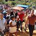 Deputado Marquinho Viana participa de festa religiosa em Érico Cardoso