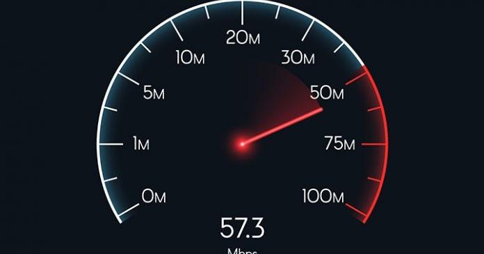 ملف اختبار سرعة التحميل