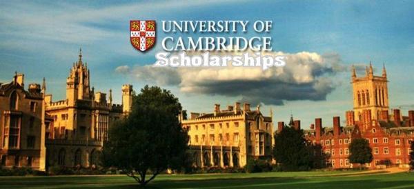 Cambridge University MBA Scholarship for International Students 2018