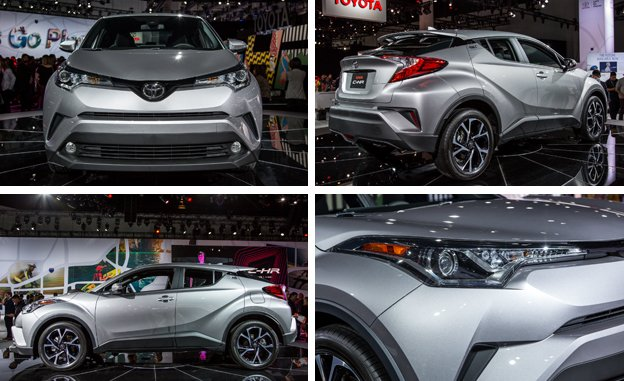 2018 Toyota C-HR Concept