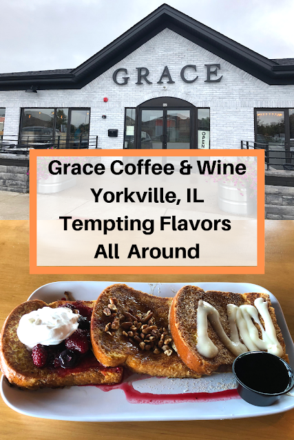 Grace Coffee & Wine Yorkville, IL Tempting Flavors  All  Around