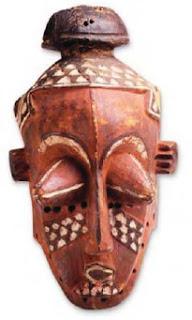 Mask of the Kuba