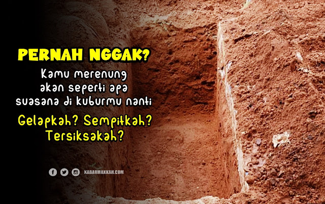Nabi Muhammad Berikan Bocoran Pertanyaan Malaikat di Alam Kubur? Ini Haditsnya!