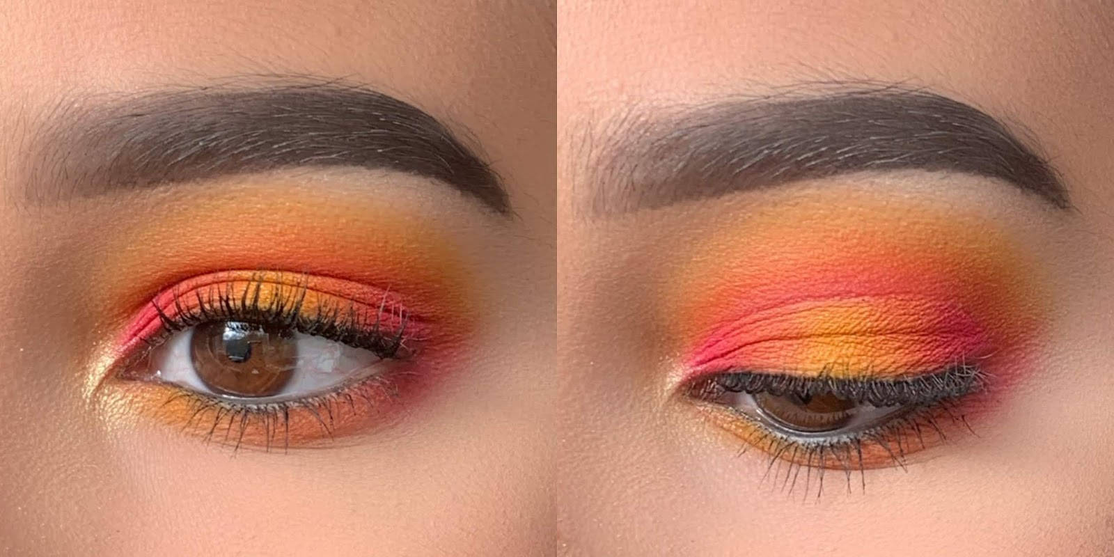 Patricia Bright Palette Eye Shadow Look 3