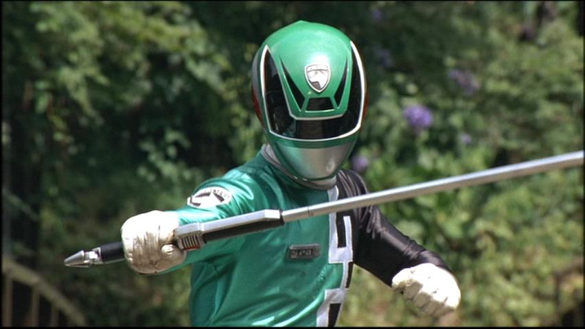 SPD Green Ranger Comments on Power Rangers Super Megaforce Cameos
