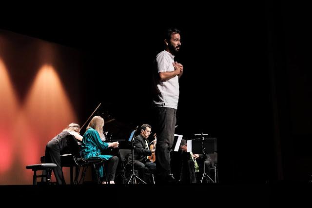 LUÍS PACHECO CUNHA | VIOLINO KATHARINE RAWDON | FLAUTA PAULO GASPAR | CLARINETE TAÍSSA POLIAKOVA | PIANO