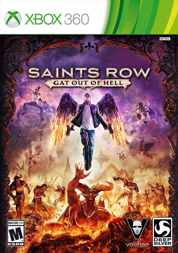 Saints Row Gat Out Of Hell XBOX360 free download full version