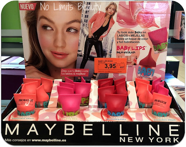 Maybelline Baby Lips - Balm and Blush