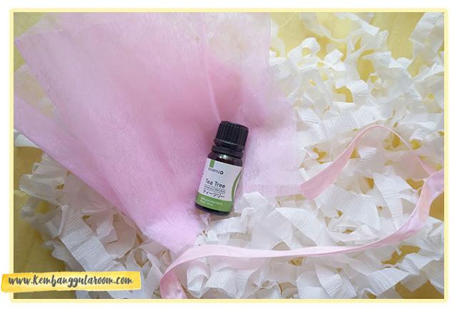 essenzo tea tree oil