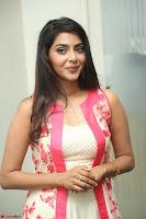 Aishwarya Lekshmi looks stunning in sleeveless deep neck gown with transparent Ethnic jacket ~  Exclusive Celebrities Galleries 068.JPG
