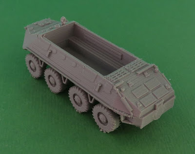BTR-60P Armoured Personnel Carrier picture 3