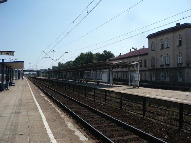 Przednia Platforma Tramwaju: Stacje kolejowe Polski - Czechowice ...