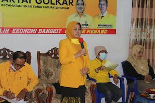 Andi Alimuddin Resmi Pimpin Golkar Kecamatan Sinjai Timur,AKAR Menaruh Harapan Besar Buat Ketua Terpilih