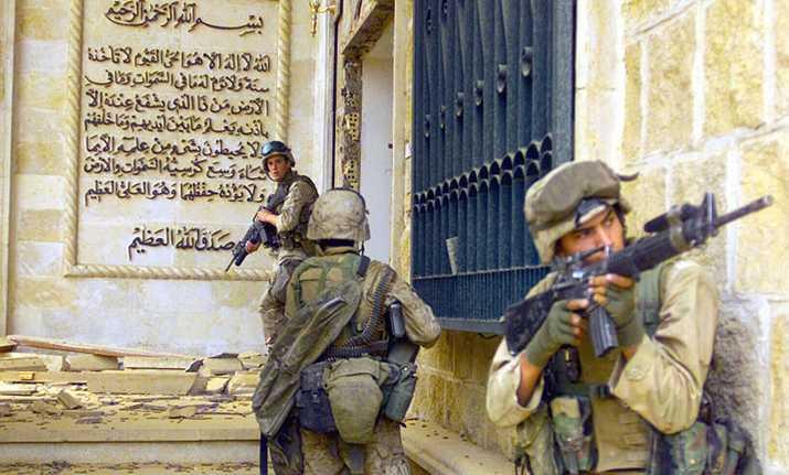 Sejarah teroris dunia