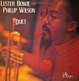 Lester Bowie, Phillip Wilson, Duet