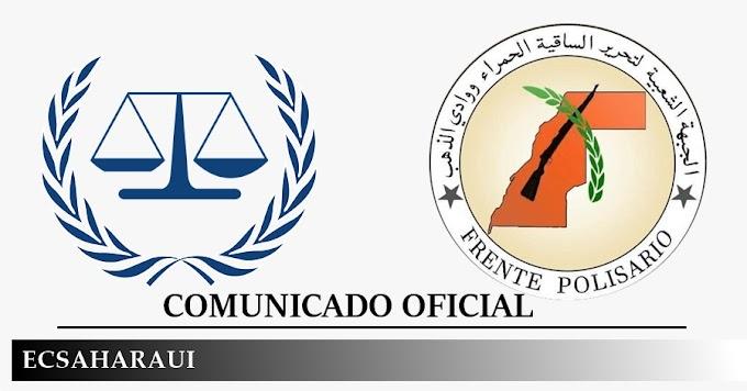 Comunicado oficial del Frente Polisario en relación a la sentencia del TJUE que anula los acuerdos UE-Marruecos.