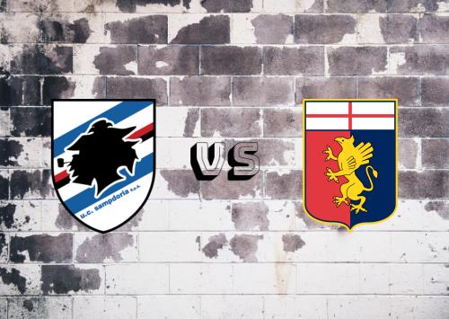 Sampdoria vs Genoa  Resumen