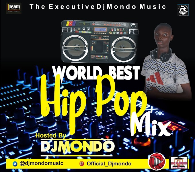 🔥World Best Hip pop Mix - DjMondo