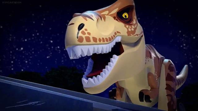 Lego Jurassic World The Secret Exhibit in Hindi HD 5