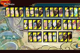 Download Naruto Senki MOD Dark Ghost Full Character Unlocked