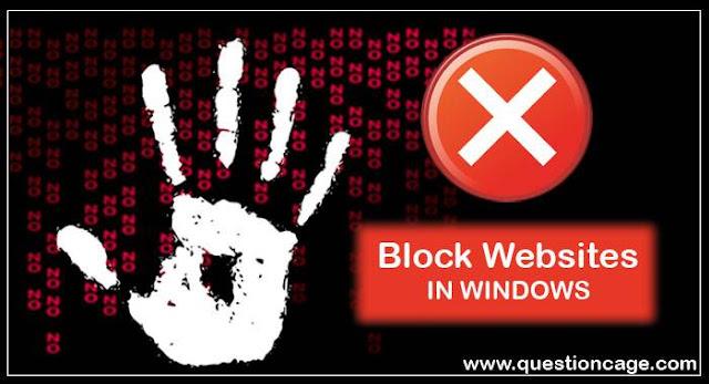 Block Website