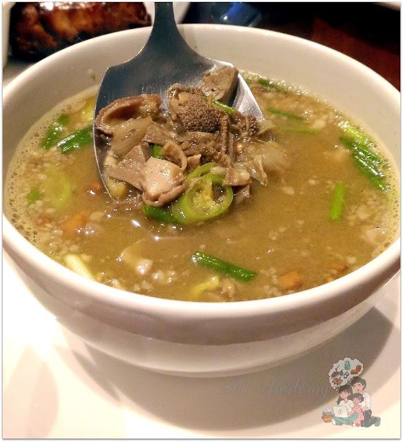Beef Papaitan Mang Rudy's Tuna Grill & Papaitan at Circuit Makati