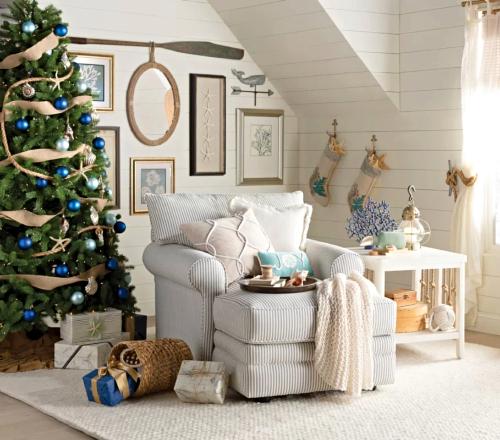 Best Coastal Christmas Tree Ideas