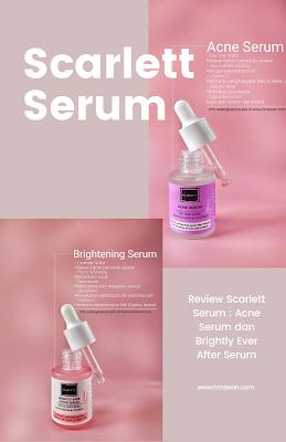 Scarlett-serum