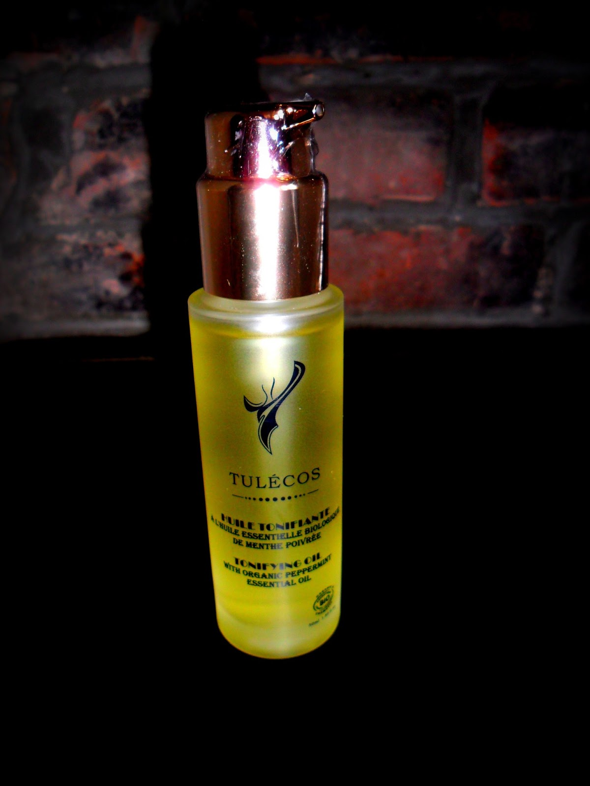 Tulécos Peppermint Oil, Betrousse Glitz & Glamour Beauty Box
