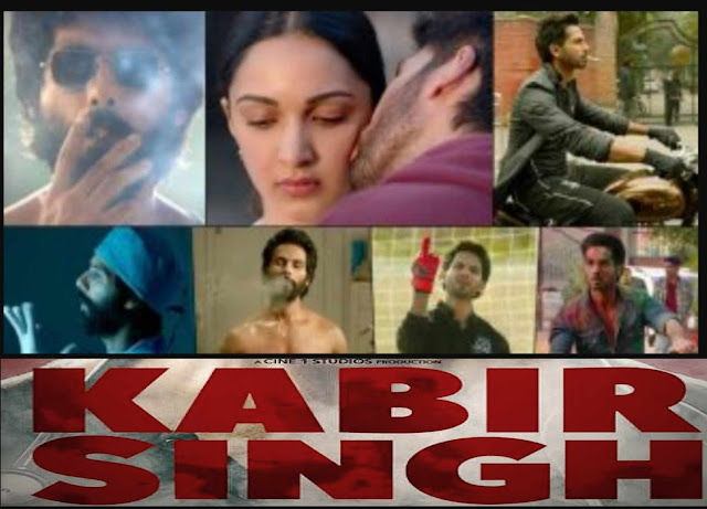 Kabir Singh Movie Full Review: Shahid Kapoor plays Vijay Deverakonda in B-Grade Arjun Reddy in different role.