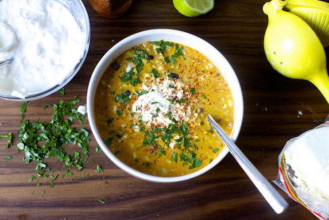 Smitten Kitchen Corn Chowder Soup