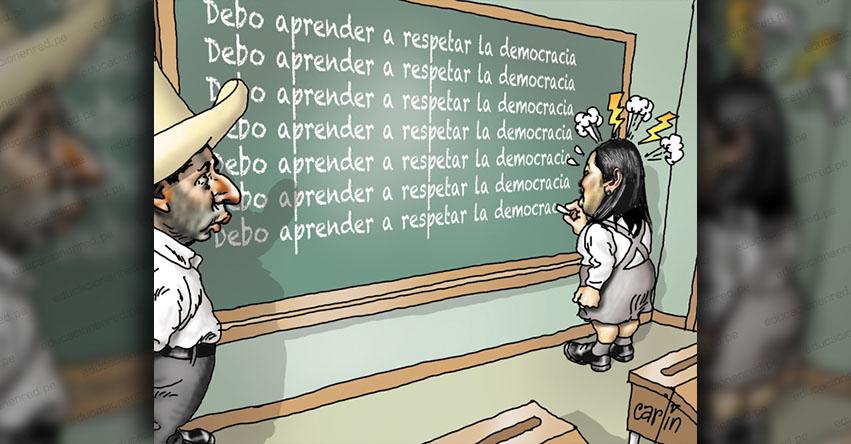 Carlincaturas Miércoles 21 Julio 2021 - La República
