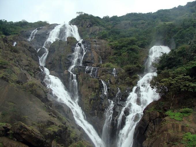 Dudhsagar Falls | Goa