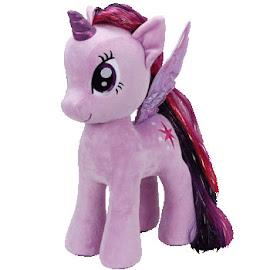 My Little Pony Twilight Sparkle Plush by Ty