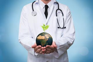 Emisi Sektor Kesehatan Global Setara Emisi 770 PLTU Setiap Tahunnya