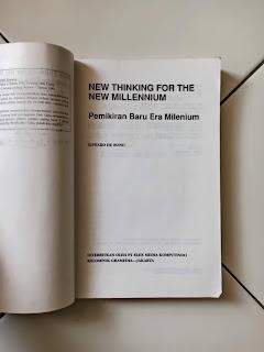 Pemikiran Baru Era Milenium