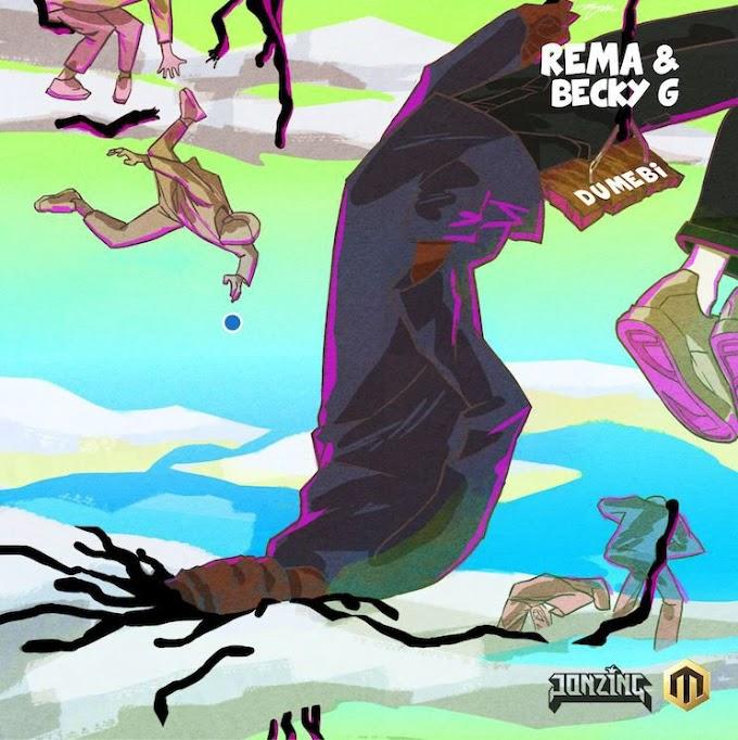 Rema – Dumebi (Remix) ft. Becky G
