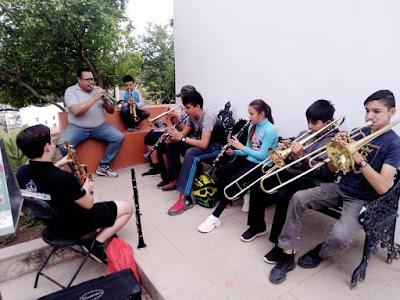 Actividades que ofrece la casa de la cultura María Félix en Álamos