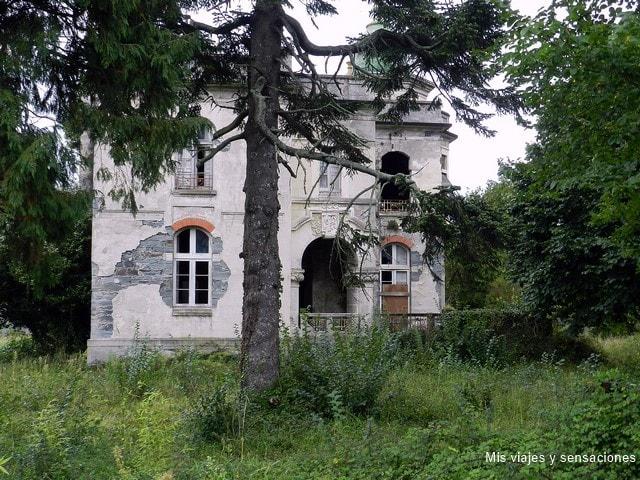 Villa Excélsior, Luarca, Asturias