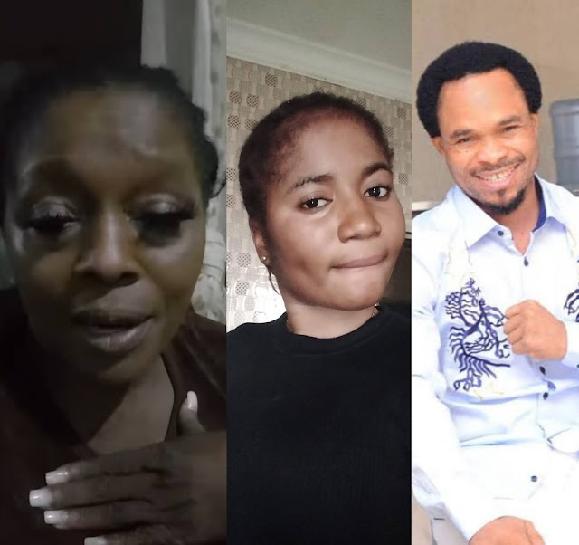 I have forgiven Ada Jesus for my heart- Rita Edochie responds to those asking her to forgive Ada Jesus for the allegations she made against her and Prophet Odumejeje (video)