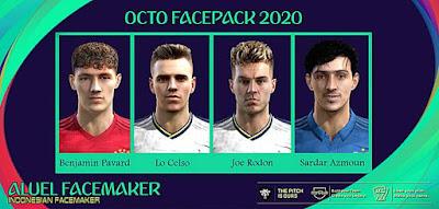 Octo Facepack 2020